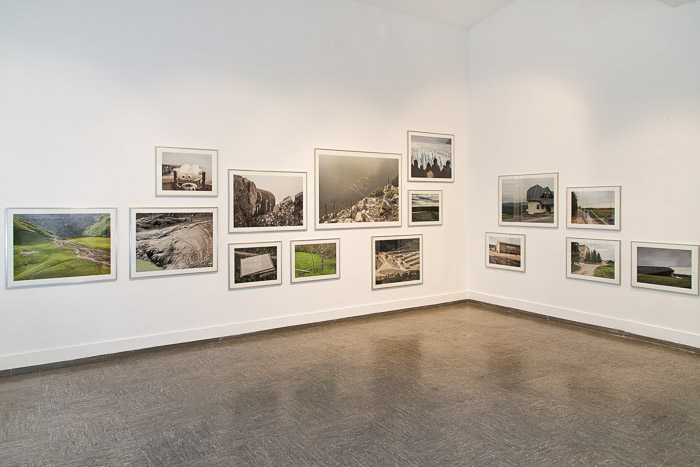 Haus am Kleistpark. Ausstellungsdetail  © Gerhard Haug, Berlin