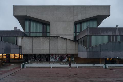 Ruhruniversität, Bochum, 2009