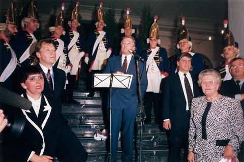Geburtstag des Regierenden Buergermeisters | Berlin