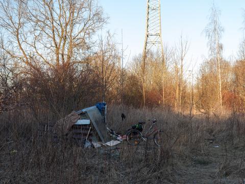 Obdach II, Alt-Friedrichsfelde, 2017