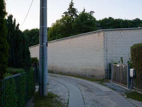 Grüne Aue, Biesdorf, 2020
