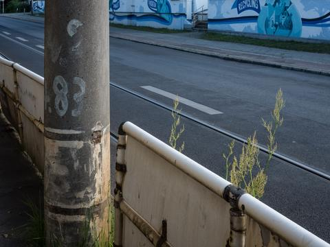 Hultschiner Damm II, Mahlsdorf. 2020
